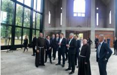 Andrej Plenković sa Hrvatima iz Bosne i Hercegovine u Širokom Brijegu