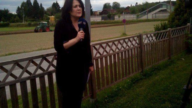 Helena Krmpotić - u Austriji - po nalogu HRT-a