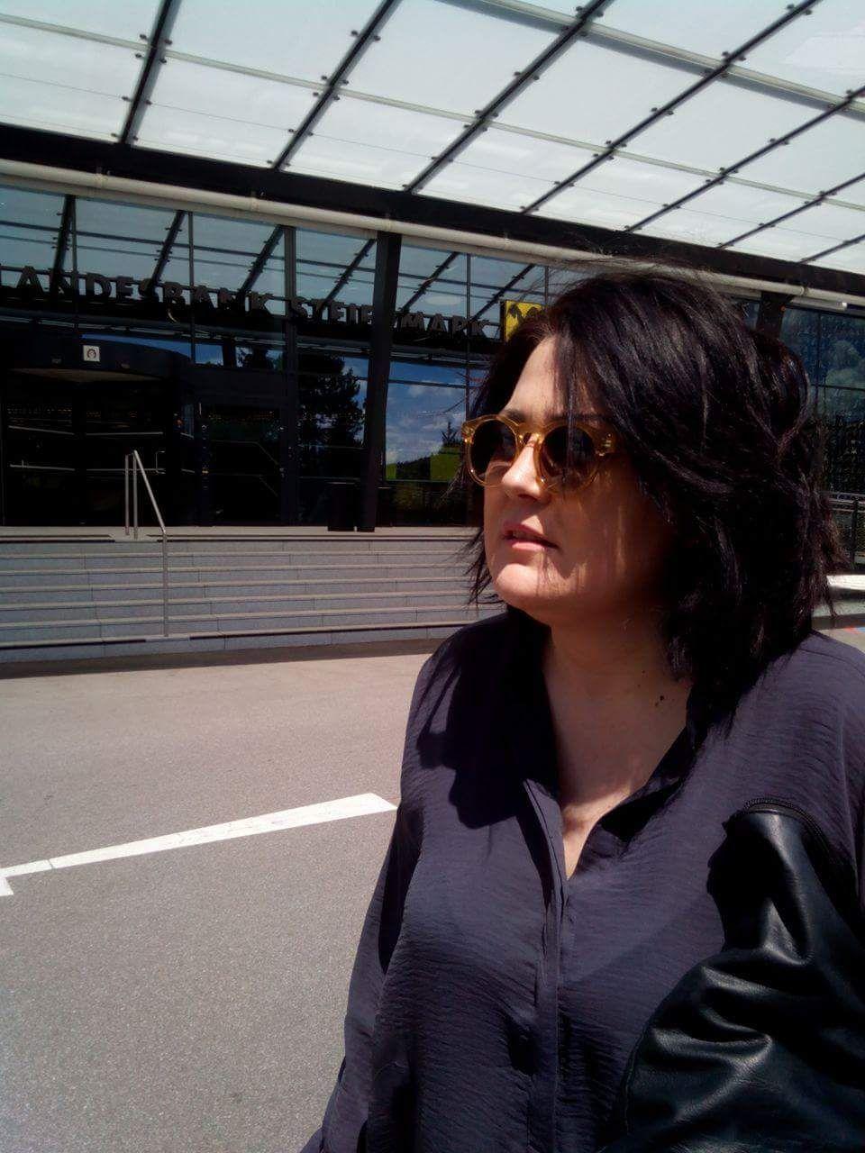 Helena Krmpotić - u Austriji