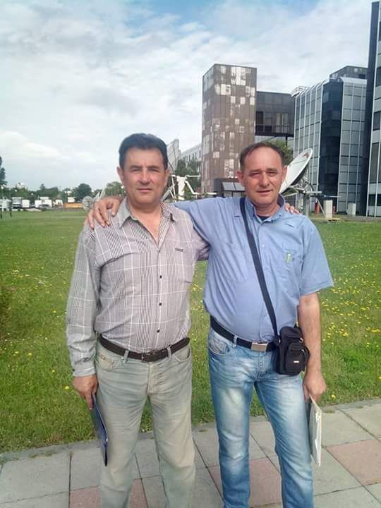 Mirko Dukić i Darko Granoša - gostovanje na HRT