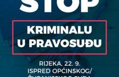 stop kriminalu u pravosuđu