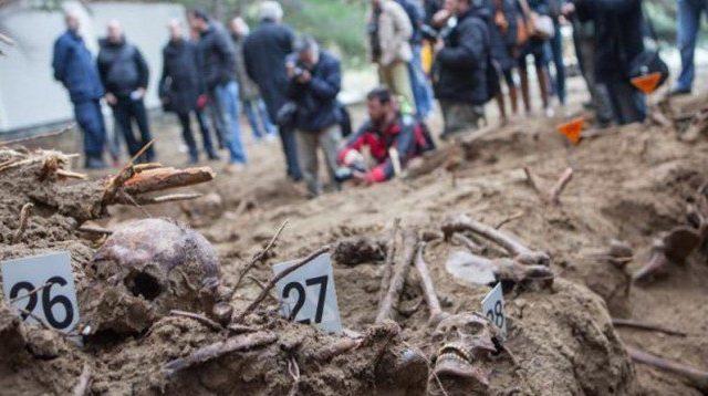 Grobište 6 000 hrvatskih žrtava u Markuševcu