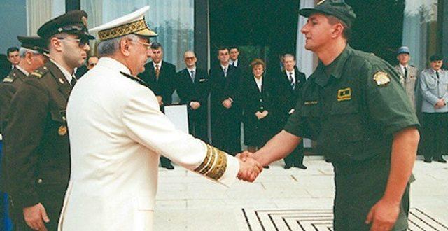 Željko Sačić - general,bojnik