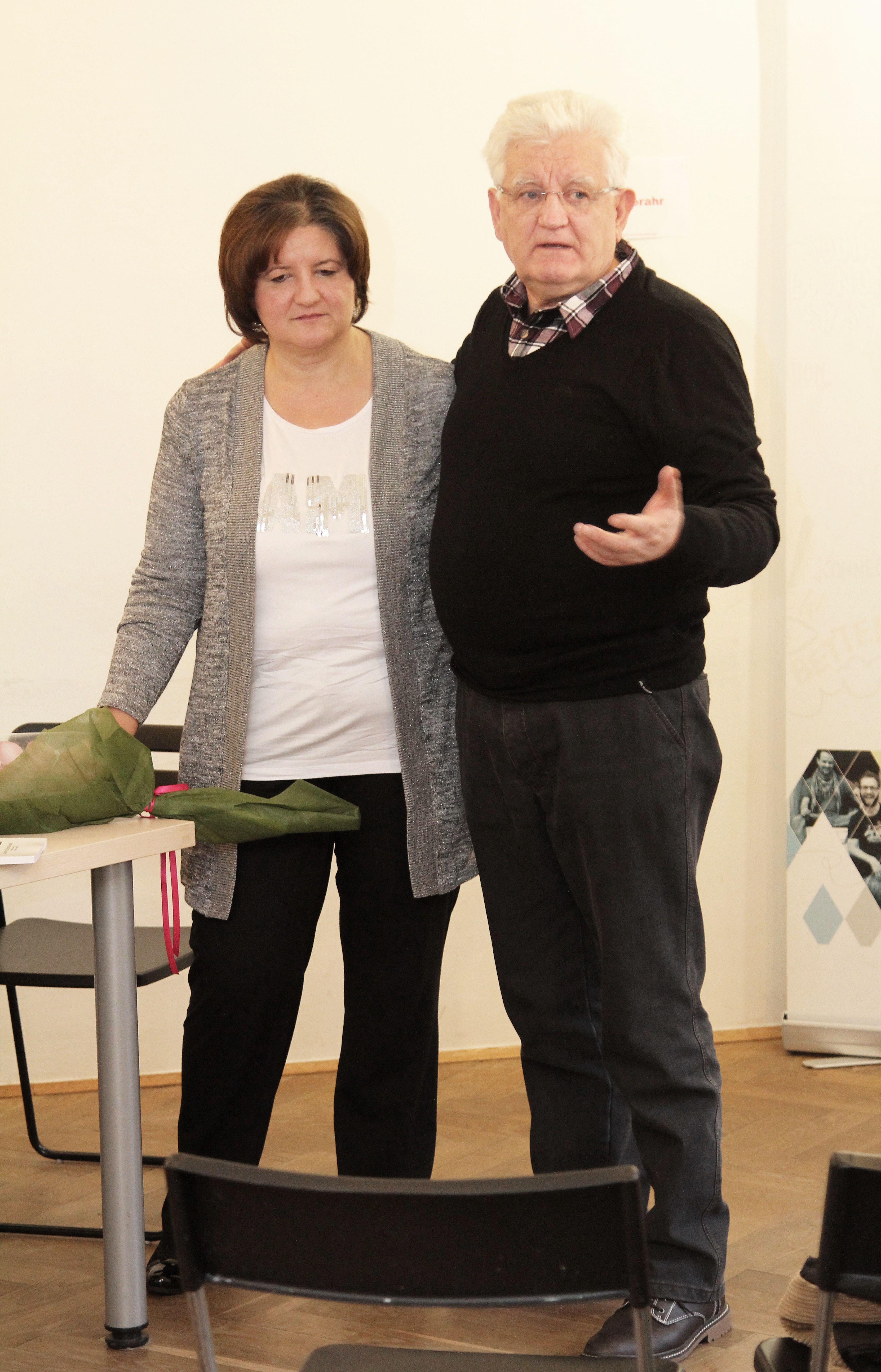 Nada Landeka, Emilija Herceg - predstavljanje knjige 11