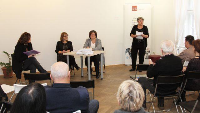 Nada Landeka, Emilija Herceg - predstavljanje knjige 9
