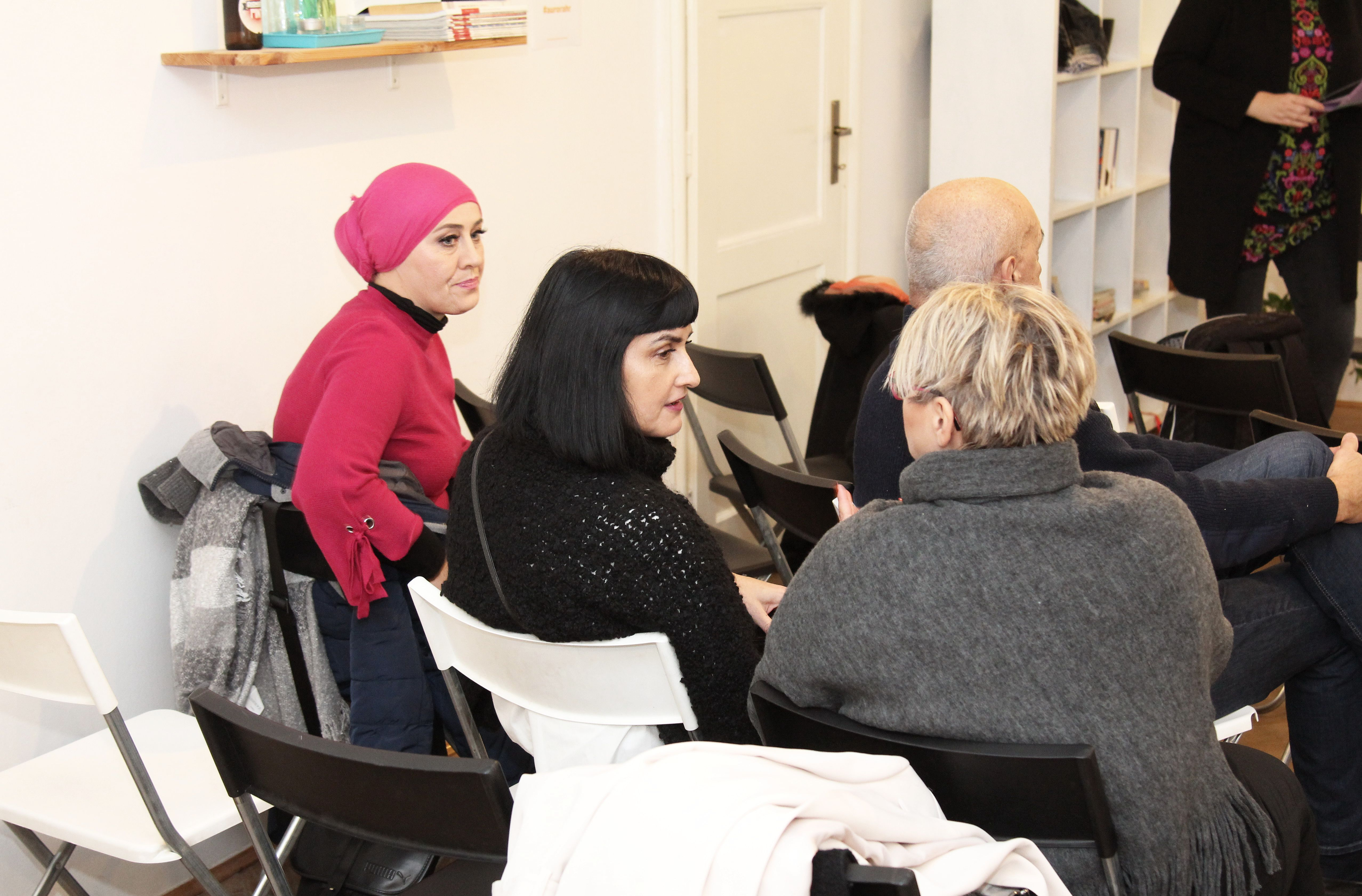 Predstavljanje knjige - Elvira, Almira, Smiljana