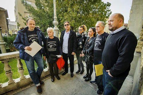 Udruga Veronika Vere - za pomoć i zaštitu žrtvama pravosuđa - podrška sucu Željku Rogiću, Općinski sud u Zadru